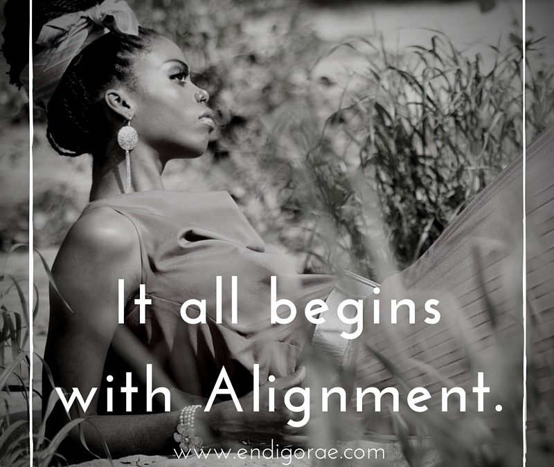 It All Begins with Alignment