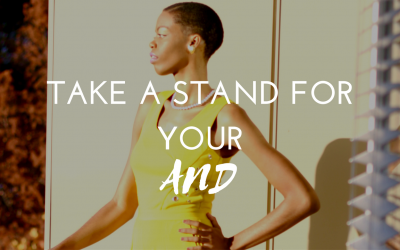 Take A Stand For Your And