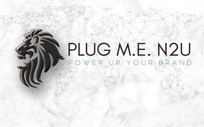 New Brand Strategy, Design, and Website For Plug M.E. N2U